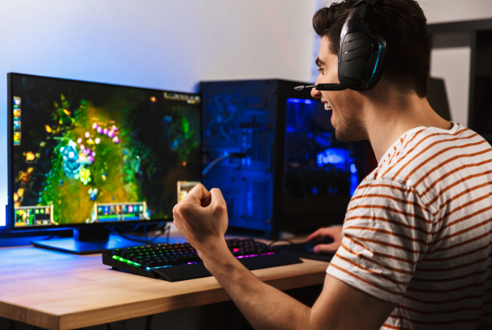 Video games are a great way to exercise your brain